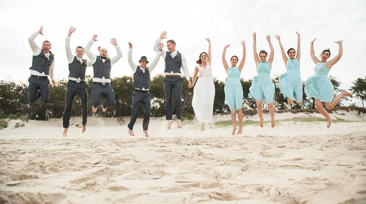 9 Wedding Photography Gold Coast | Presto Photographics