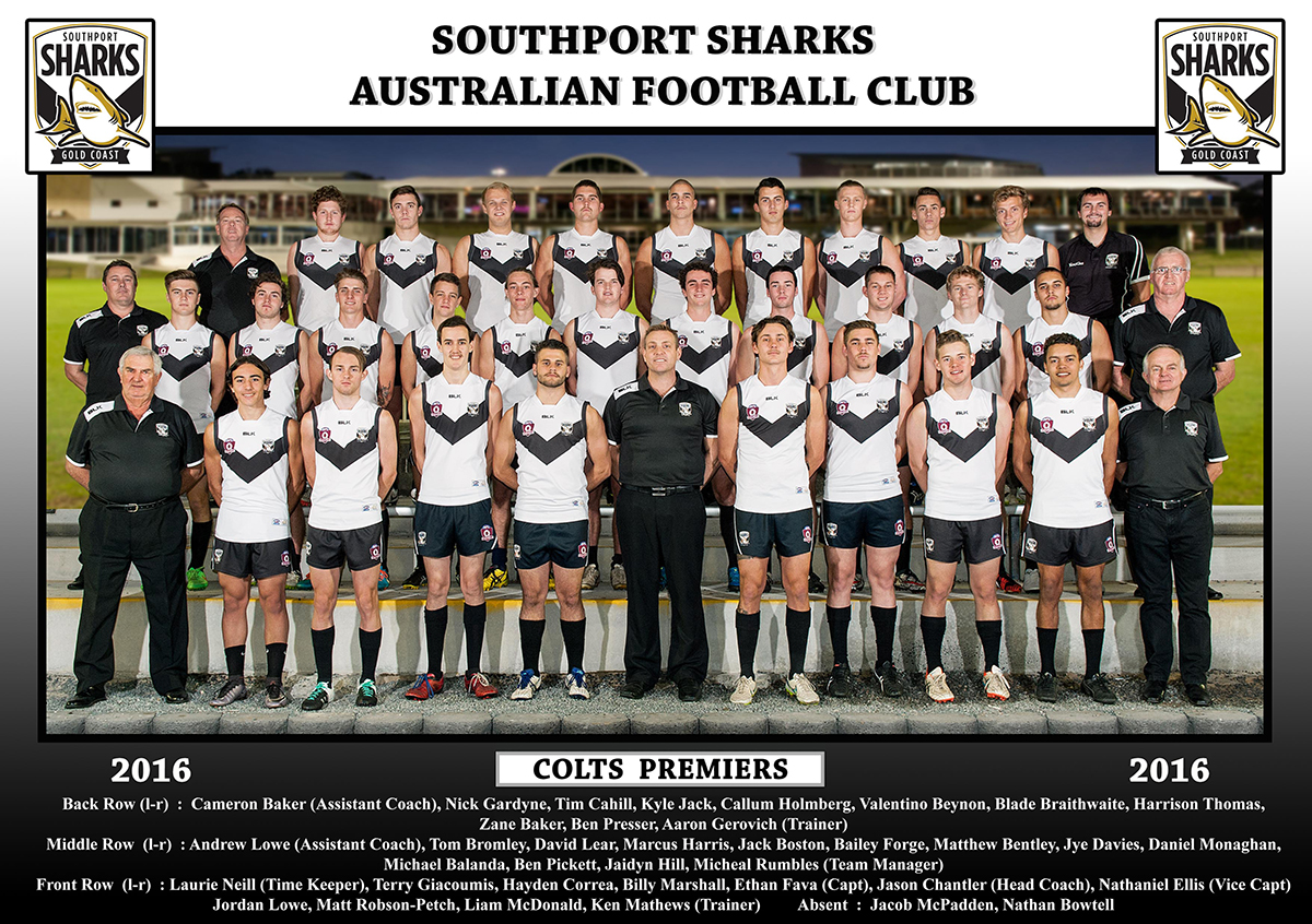 colts Sports Photography Gold Coast | Presto Photographics